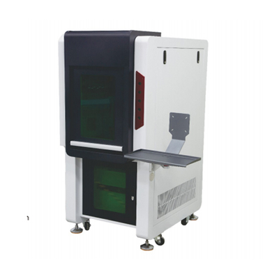 30w Enclosed Uv Laser Marking Machine for Plastic